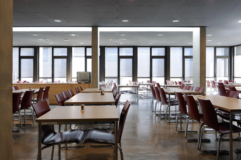 vurpas architectes restaurant inter administratif de bourg en bresse. Black Bedroom Furniture Sets. Home Design Ideas